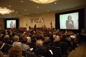 TCA Keynote1 300x199 Stress/Time Management